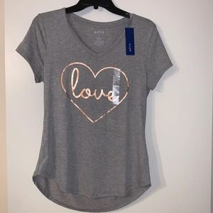 """Love"" Graphic Tee"
